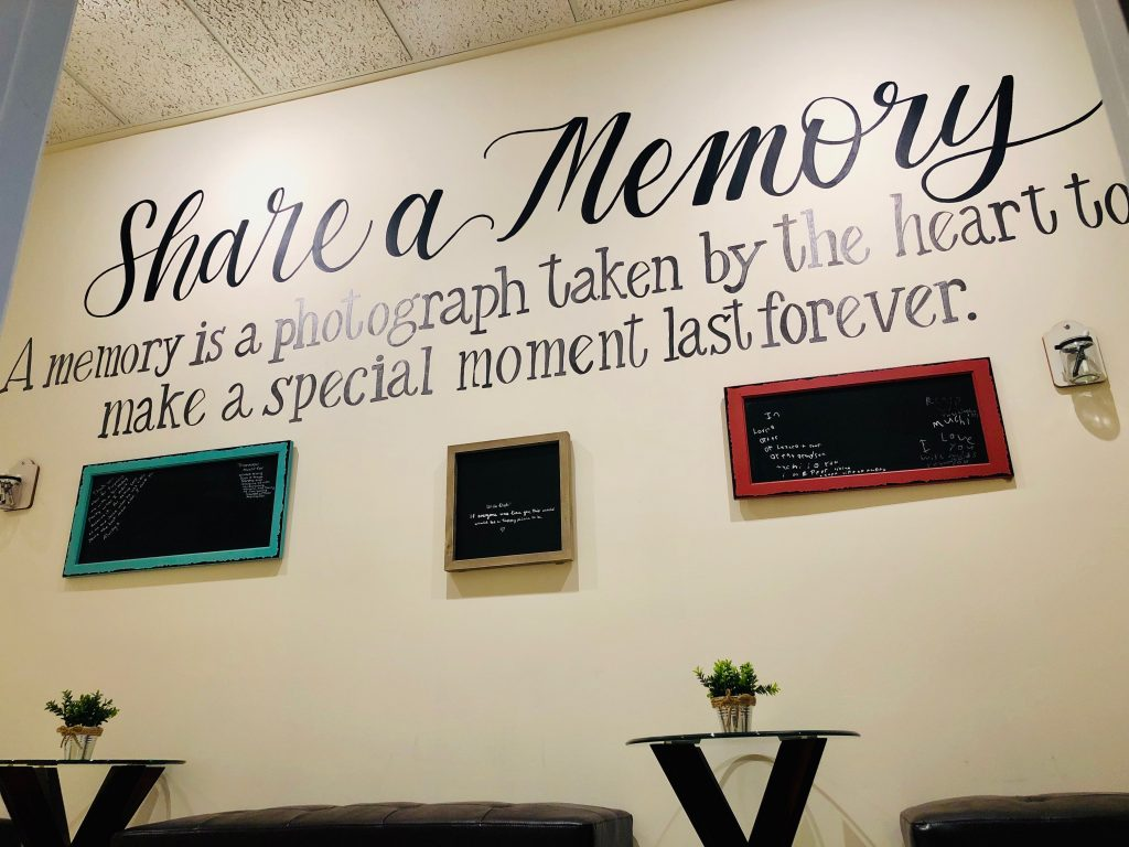 Share a Memory Wall Miami, FL